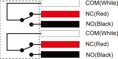 Door Contacts Wiring Recessed Magnetic Contact