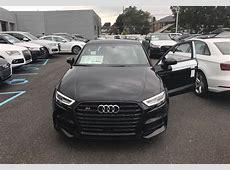 2017 Audi S3 Dealer pictures