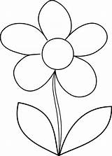 Flower Coloring Daisy Draw Flowers Drawing Simple Outline Daisies Drawings Clipart Cliparts Colornimbus Mosaic Printable Clipartbest Sketches Getdrawings Clipartmag Library sketch template