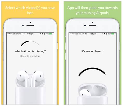 iphone finder app this app helps you find your lost airpods