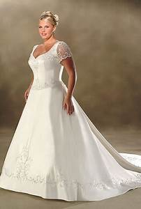 plus size wedding dresses everythingbridalandevents With wedding dresses for short plus size brides