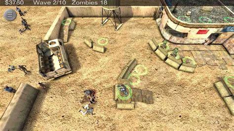 zombie defense games team screenshots