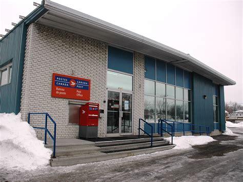 bureau de poste opera l ancienne lorette sans bureau de poste dès le 10 mars