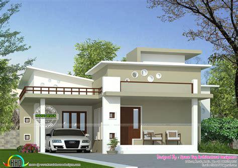 9 Feet Front Home Design : Kerala Home Design And Floor