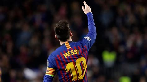 UCL 2019: Lionel Messi scores a spectacular free kick to ...