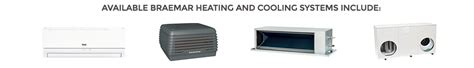 braemar gas ducted heating evaporative cooling installation competitive prices