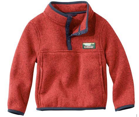 ll bean sweater fleece l l bean recalls toddler sweater fleece pullovers due to