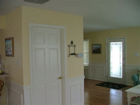Jersey Cream Paint Color