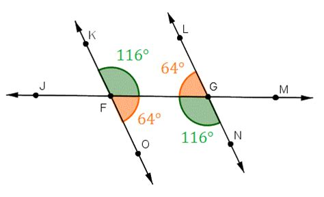 alternate interior angles angle properties postulates and theorems wyzant resources