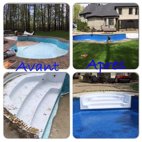 reparation toile piscine creusee service de r 233 paration de piscine creus 233 e laval montr 233 al piscine hudon