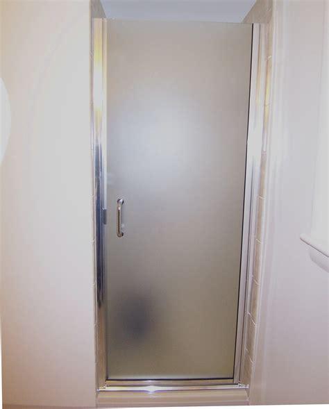 diy sliding door framed semi frameless shower door king shower door