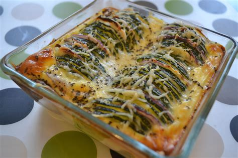 cuisiner une courgette doryse fr