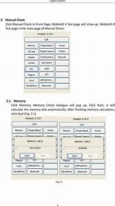 Cogent Systems Mi3c Mobile Ident Iiic User Manual
