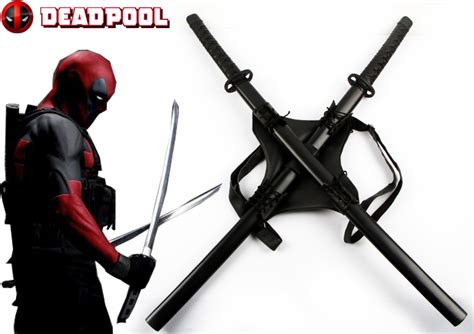 aliexpress buy free shipping deadpool 2016 carrying and pole wooden