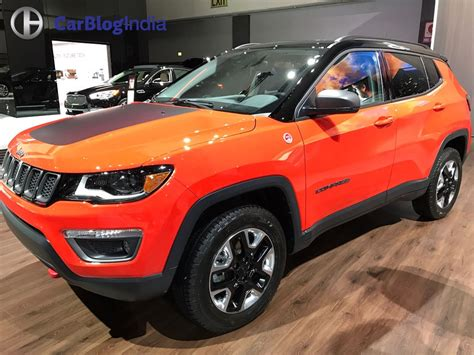 jeep car 2017 2017 jeep compass la auto show 1 carblogindia