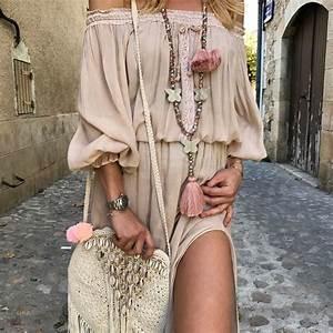 Style Bohème Chic Femme : vetement boho chic espace perle ~ Preciouscoupons.com Idées de Décoration