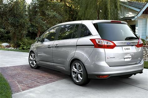 New Ford C-max Photos And Info