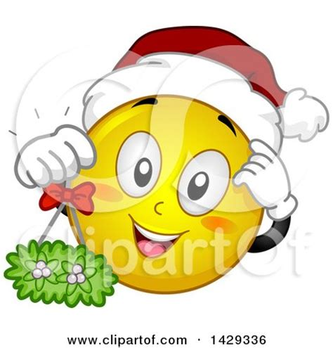 christmas lights emoji clipart of a tired yellow emoji smiley royalty free vector illustration by bnp