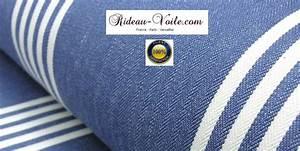 Tissus Pour Double Rideaux : rideaux tissus lignes ray s lignes rayures rideaux et tissus ameublement ~ Melissatoandfro.com Idées de Décoration