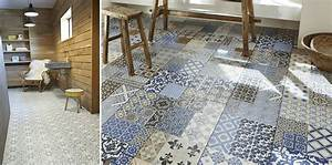 les carreaux pour booster votre deco escale design With carreau ciment saint maclou