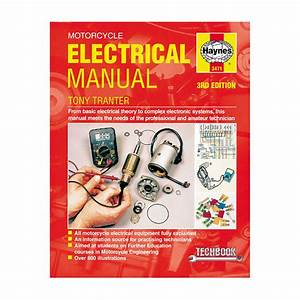 Haynes Motorcycle Electrical Manual Techbook