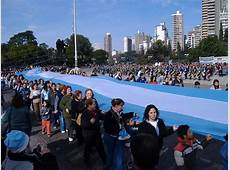 FileWorld's longest flag, Argentina 3jpg Wikimedia