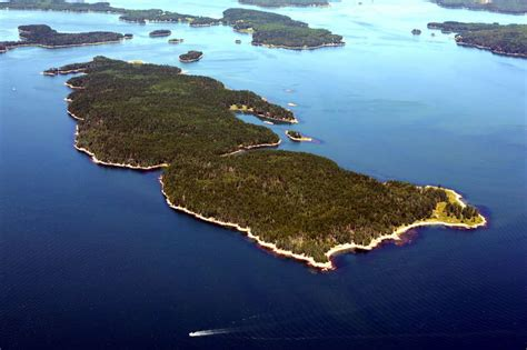 Foster Island  Maine, United States  Private Islands For