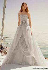 dove gray wedding dress 2016 2017 b2b fashion With gray wedding dresses