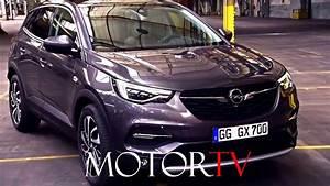 Suv Opel Grandland : suv 2018 opel grandland x l clip youtube ~ Medecine-chirurgie-esthetiques.com Avis de Voitures