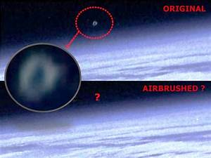 NASA manipulates photo and airbrushed UFO? 2013 |UFO ...