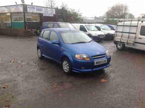 Daewoo Kalos 1.4 Blue. Car For Sale
