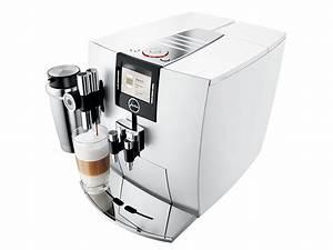 Jura Impressa J85 : jura impressa j85 piano white espressomaskiner ~ Frokenaadalensverden.com Haus und Dekorationen