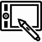 Tablet Icon Wacom Computer Hardware Pen Icons