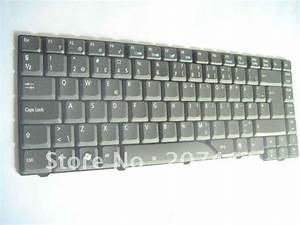 Danish Layout Black Color Brand New Laptop Keyboard Nsk