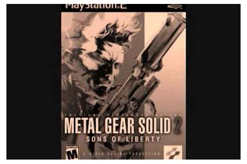 metal gear solid 2 codec sound download