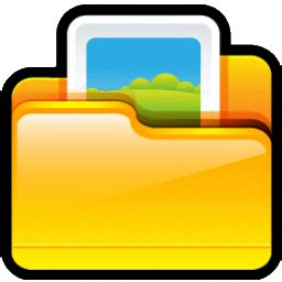 my pictures icon soft scraps iconset hopstarter