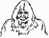 Bigfoot Coloring Pages Sasquatch Finding Foot Designlooter Sketch Templates Popular Drawings 59kb 1094 842px Coloringhome 79kb 230px sketch template