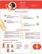 Free Creative Resume Template Illustrator TEMPLATIX COM Creative Professional Resume Templates Free Samples Examples Free Creative Resume Cv Templates Xdesigns Free Creative Resume Creative Resume Templates Free Word Free Samples Examples Format