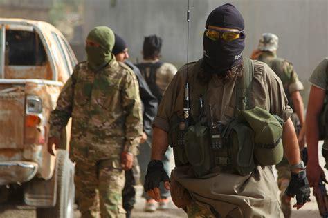 british sas   rein   fight  isis  syria
