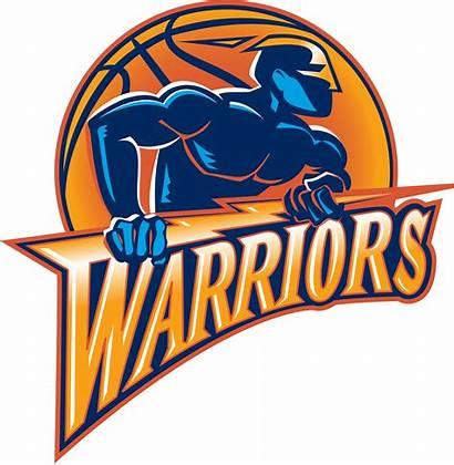 Warriors Golden State Logos Orange