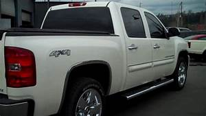 2009 Chevy 1500 Silverado Ltz White Diamond Edition 4x4