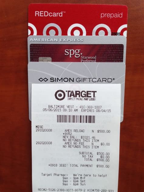 breaking target redcard workaround points miles martinis