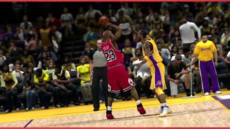 NBA 2K11 Premiere Trailer - YouTube