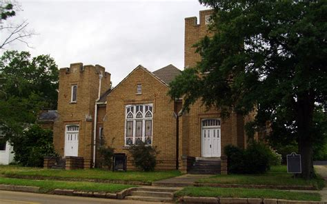First Presbyterian Church Fordyce Arkansas