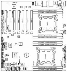 1 Motherboard Drawing Motherboard Line For Free Download