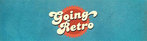 Retro Design by Going Retro How To Bring New Creative To Your
