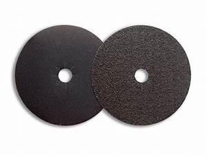 SILICON CARBIDE CLOTH FLOOR SANDING DISCS - Mercer Industries