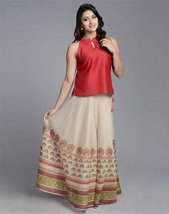 Cotton Tops For Long Skirts - Dress Ala