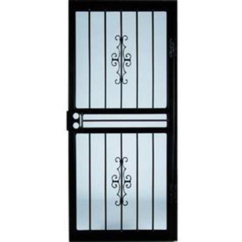 security screen doors 34 inch security screen doors
