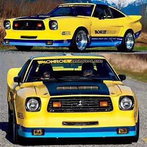 This is a good custom of a #greenfordgt   Mustang ii, Ford mustang, Mustang cars